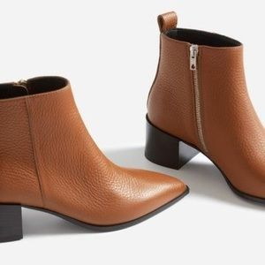 Shoes - ISO Everlane Boss Boot in Camel
